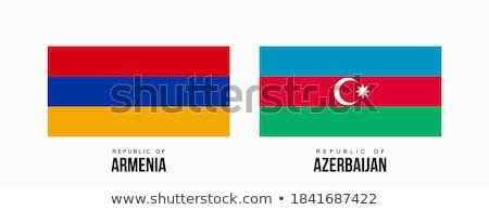 Armenien · offiziellen · Flagge · Design · Welt · Zeichen - stock foto © dip