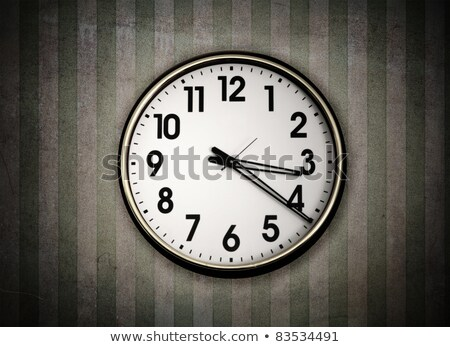 Wall Clock, fragment Stock photo © Valeriy