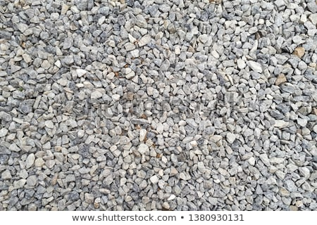 ghiaia · texture · sfondo · sabbia · pietra · nero - foto d'archivio © digifoodstock