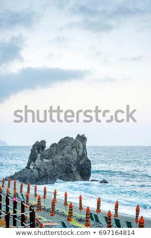 İtalyan · park · güzel · sahil · manzara · can - stok fotoğraf © frimufilms