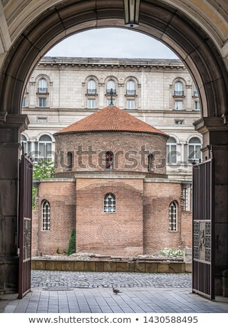 dome of san giorgio maggiore church stock photo © benkrut