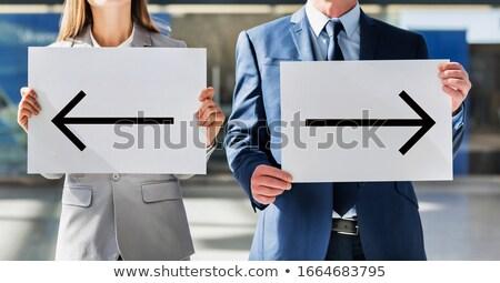 férfi · telefon · szélturbina · üzlet · üzletember · ipar - stock fotó © is2