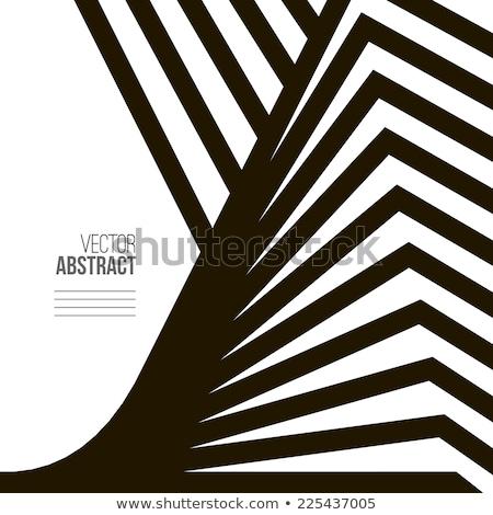 аннотация · города · геометрический · компьютер · город · искусства - Сток-фото © essl