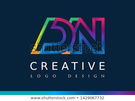 magenta · gestreept · icon · vector · illustratie - stockfoto © cidepix