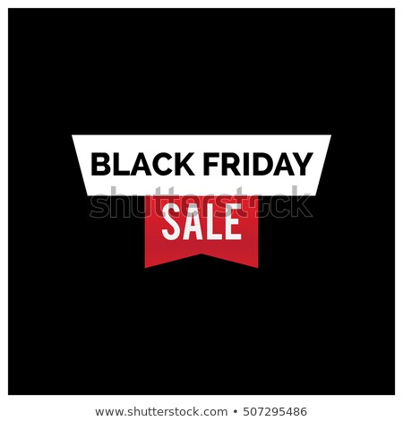 black friday sale background in arrow style Stock photo © SArts