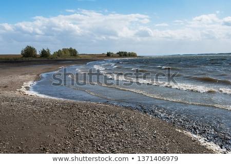 Gilevskoe reservoir is a reservoir Stock photo © olira