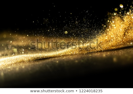glittering gold background stock photo © latent