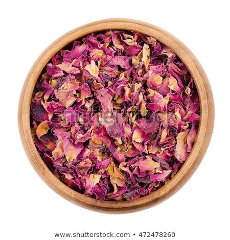 dried rose petals stock photo © imaster