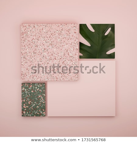 Tropical vacation, squarel composition Stock photo © moses
