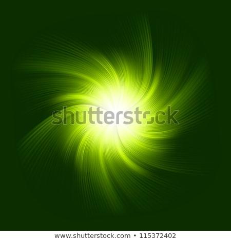 Twirl light burst background. EPS 8 Stock photo © beholdereye