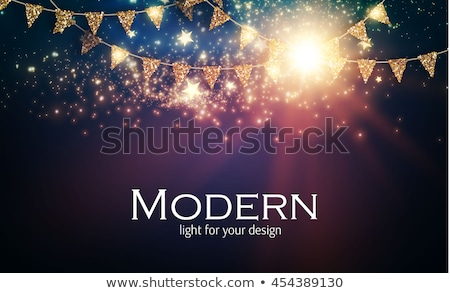 party background Stock photo © illustrart