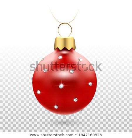Christmas Tree Diamond / vector Stock photo © Taiga