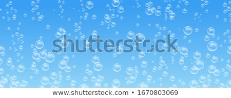 Wash Bubbles Background Stock photo © Lightsource