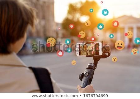 travel video stock photo © lightsource