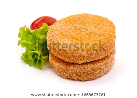 raw cutlet Stock photo © Discovod