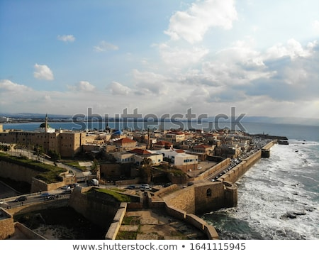 Akko (Acre), Israel Stock photo © Sarkao
