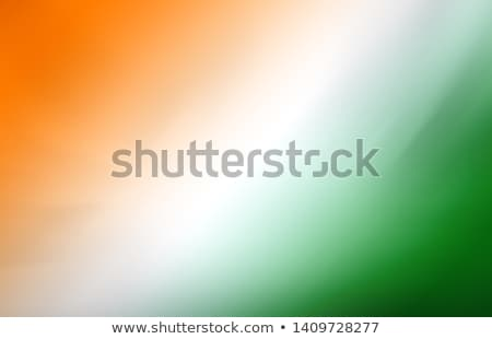 Indiai zászló színes nap textúra absztrakt Stock fotó © bharat