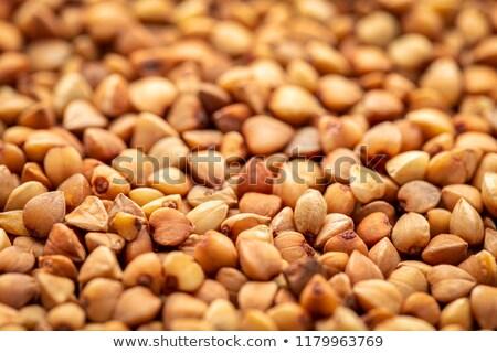 Tostato tutto sementi macro sani Foto d'archivio © PixelsAway
