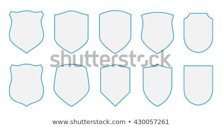 vector coats of arms stock photo © mr_vector