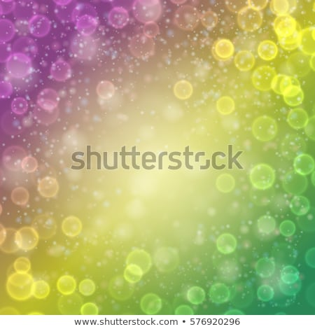 mardi gras background with stars vector illustration stock photo © gladiolus