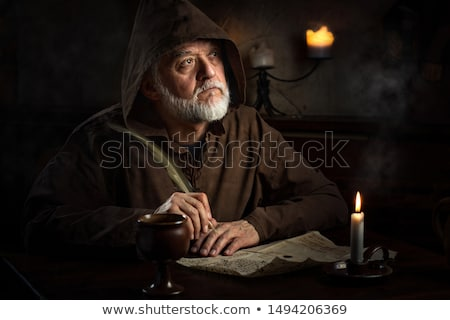 Monk Stock photo © bluering