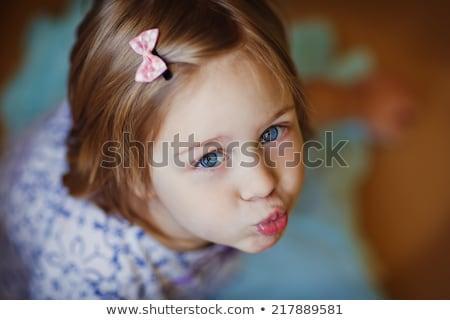 throw a kiss Stock photo © sapegina