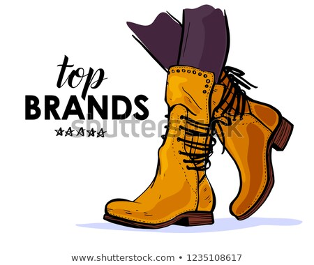 863fd1c3eb7 Winter boots Stock Photos, Stock Images and Vectors (Page 2 ...