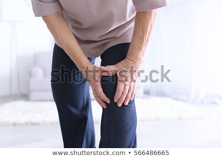 Human knee arthritis Stock photo © bluering