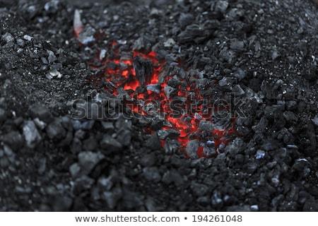 ホット · バーベキューグリル · 赤 · エネルギー · バーベキュー - ストックフォト © mahout