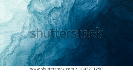 Живопись · пейзаж · синий · небе · лет · цветок - Сток-фото © lubavnel