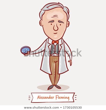 Stock photo: Illustration of Alexander