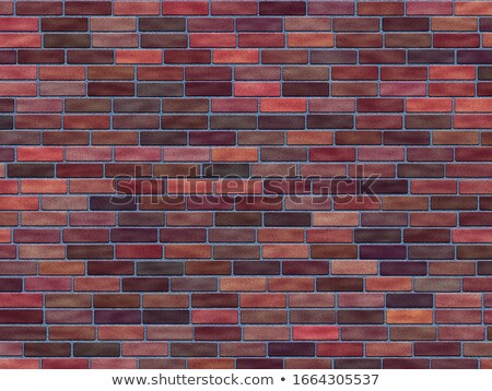Architecture design for apartment building in red Stock photo © bluering