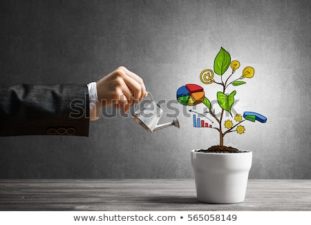 wealth planning concept stock photo © lightsource