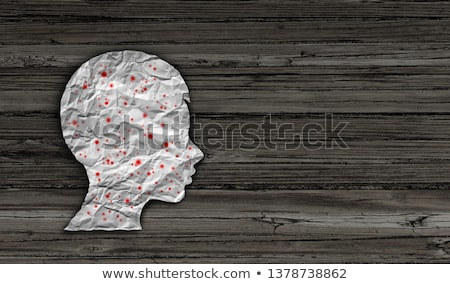 diagnosis   rubella medicine concept 3d illustration stock photo © tashatuvango
