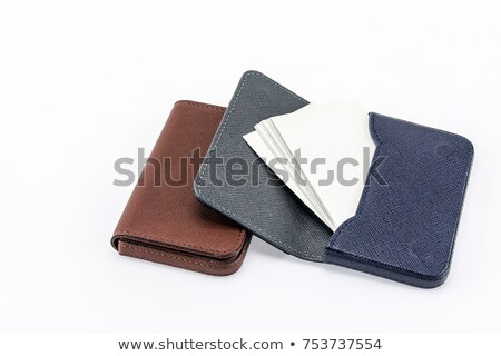 File Card  Cases. Stock photo © tashatuvango
