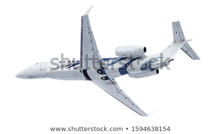 Modern Business Jets Stock photo © tracer