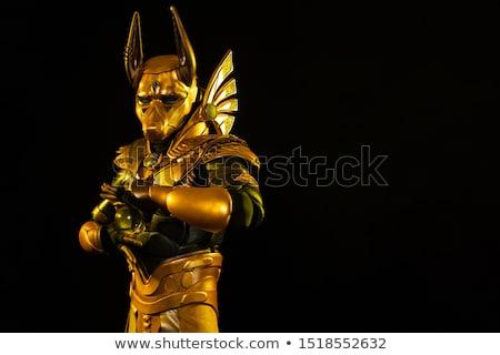 gouden · nirvana · chinese · woorden · boeddhisme · geïsoleerd - stockfoto © craig