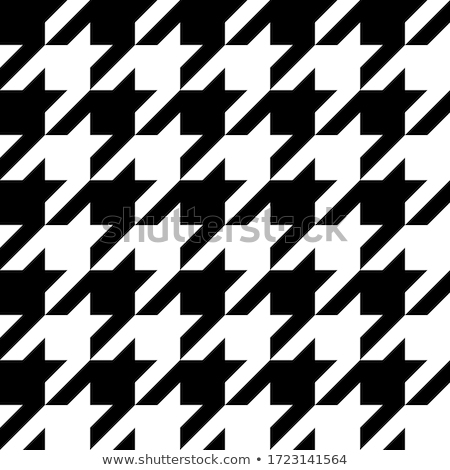 Stock photo: Tooth pattern seamless. Teeth texture Vector illustration