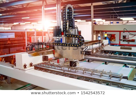 Mechanical Equipment for Production Automation Stock photo © robuart