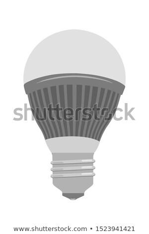 fluorescencyjny · energii · oszczędność · żarówki · świetle · elektrycznej - zdjęcia stock © lady-luck