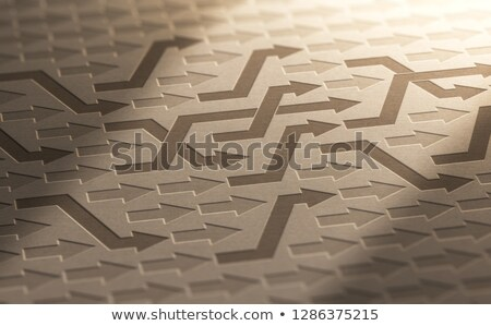 Structural Reorganization Concept Stock photo © olivier_le_moal