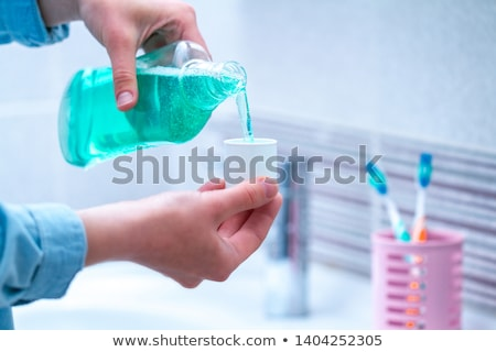 Mouthwash stock photo © eddows_arunothai