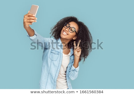feliz · toma · personas · amistad - foto stock © dolgachov