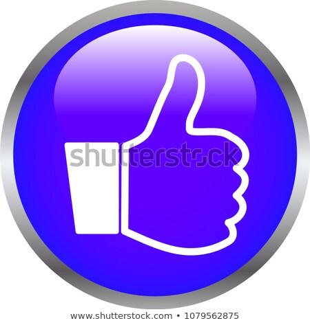 Kleurrijk knop illustratie Stockfoto © Blue_daemon
