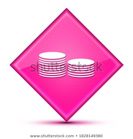 Wealth Financial Cash Banknotes Coins Diamond Stock photo © robuart