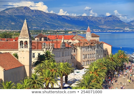 Trogir Cathedral, Croatia Stock photo © borisb17