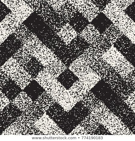Abstract rumoroso geometrica forme vettore Foto d'archivio © samolevsky