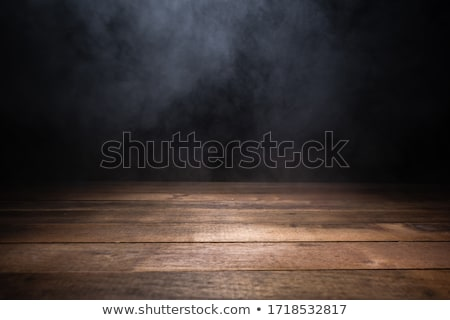 rustic wood room stock photo © silent47