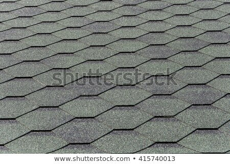 Fragment of soft roofing Stock photo © MichaelVorobiev
