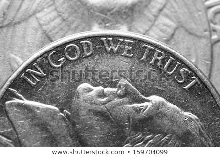Ibadet para Tanrı işadamı dua eden finanse Stok fotoğraf © carbouval